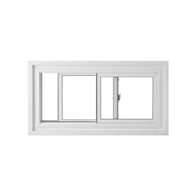 Single Double Slider Windows